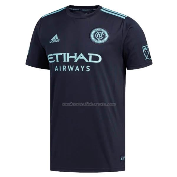 camiseta adidas parley del new york city del 2019-2020