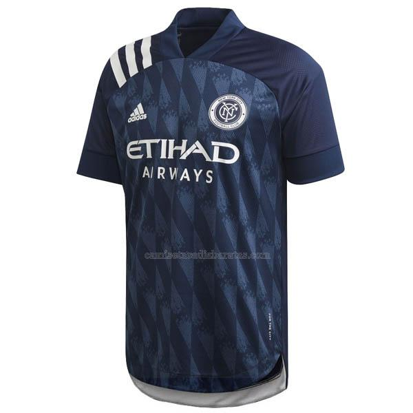 camiseta del new york city del 2ª equipación 2020-2021