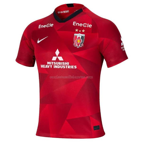 camiseta del urawa red diamonds del 1ª equipación 2020-2021