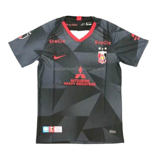 camiseta del urawa red diamonds del 3ª equipación 2020
